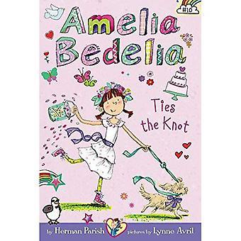 Amelia Bedelia chapitre livre #10: Amelia Bedelia lie le noeud