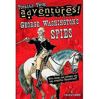 Spie di Washington (avventure totalmente vere) (un libro pietra facente un passo)