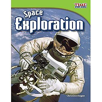Exploration de l'espace (temps pour les lecteurs de Nonfiction Kids: niveau 3.6)