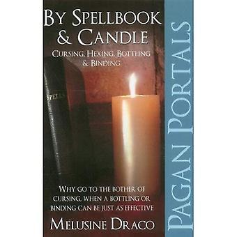 Pagan Portals - Spellbook & Candle