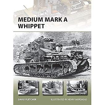 Medium Mark A Whippet (nya Vanguard 207)