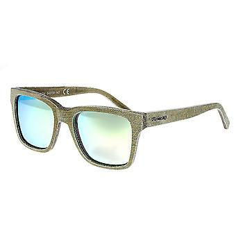 Spectrum Laguna Denim Polarized Sunglasses - Green