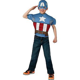 Kapteeni Amerikka lapsi Kit