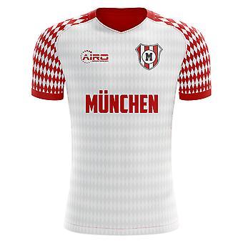 2020-2021 Munich Home Concept Football Shirt - Kids