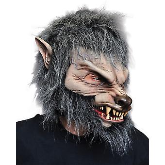 Great Wolf Mask For Halloween