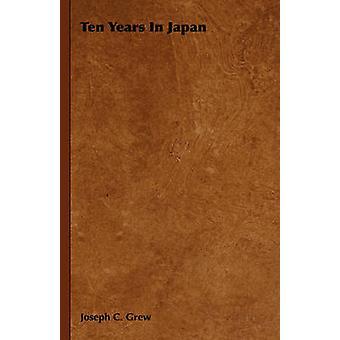 Dix ans au Japon ont augmenté de & C. Joseph
