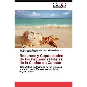 الموارد y كاباسيداديس دي لوس Hoteles بيكويوس de la سيوداد دي كانكن