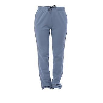 Ermanno Scervino D342p304hlm73917 Women's Blue Cotton Pants