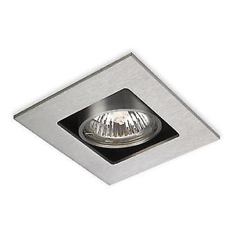 Firstlight-1 fény tér süllyesztett downlight polírozott acél-1500BS
