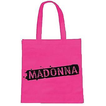 Madonna Trend Logo Eco Bag