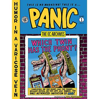 Ec Archives - Panic Volume 1 - Volume 1 by Various - Various - 97816165