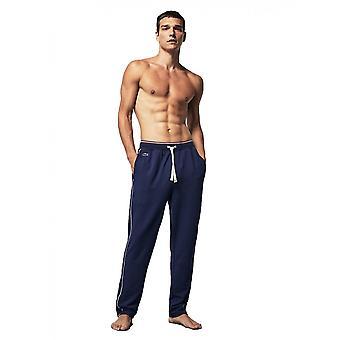 Salon de luxe Lacoste pantalon bleu nuit