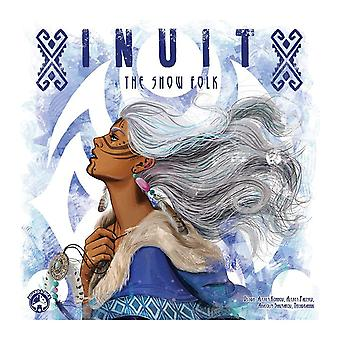 Inuit The Snow Folk Board Game