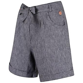 Regatta Navy Womens Samarah shorts