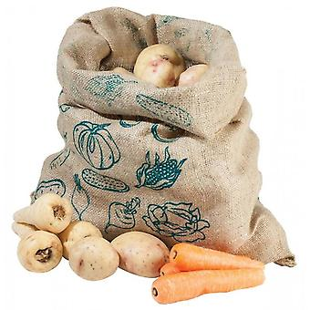Garland Potato Vegetable Storage bag 100 biodegradable natural Jute Fibre
