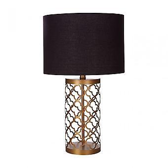 Premier Home Lexis candeeiro de mesa, cobre