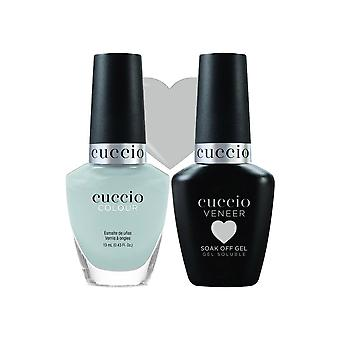 Cuccio Wanderlust 2018 Nail Polish Collection - Wind In My Hair - Duo Set (CCMM1237)