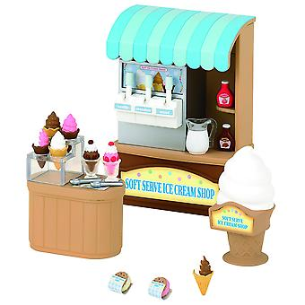 Produkty Sylvanian Families Soft Serve Ice Cream Shop
