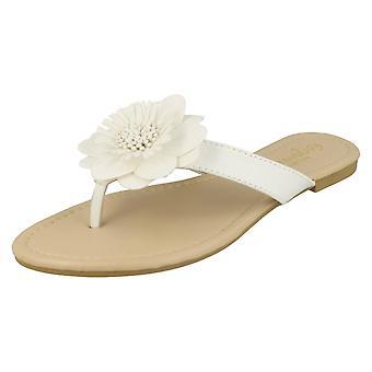 Ladies Savannah Toepost sandaler F00172