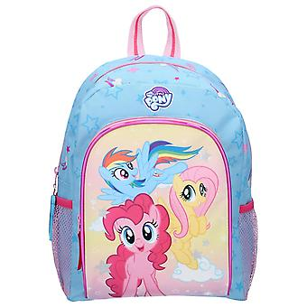 My Little Pony Ponyville Satchel Backpack 32x29x11cm