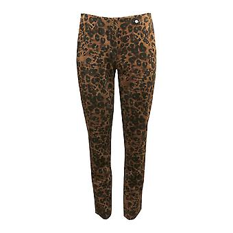 ROBELL Robell Trousers 52564 54795 39 Brown