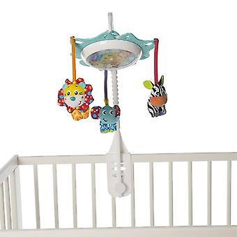Bed mobile Playgro music and night Light