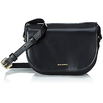 Royal RepubliQ Raf Curve Evening Bag Women Black shoulder bags (Black) 7x12.5x18 cm (B x H x T)