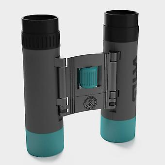 New SILVA Pocket 10 Binoculars Grey