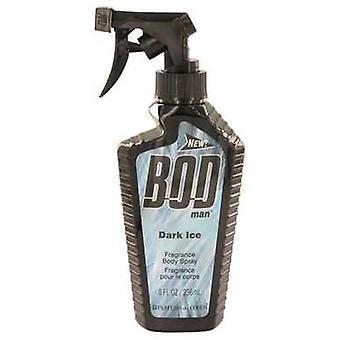 Bod Man Dark Ice By Parfums De Coeur Body Spray 8 Oz (men) V728-515438