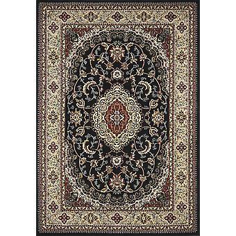 Design matta av högsta kvalite Black/Ivory