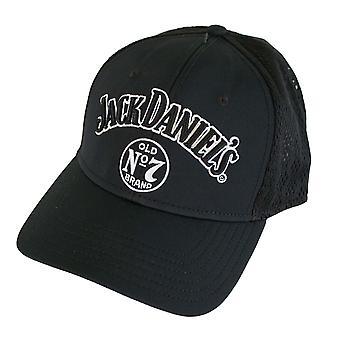 Jack Daniels geborduurd Logo hoed