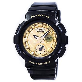 Casio Baby-g Stoßfest Weltzeit Analog Digital Bga-195m-1a Bga195m-1a Damen's Uhr