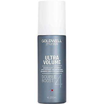 Goldwell Stylesign Ultra volume Double Boost root Lift spray 200ml
