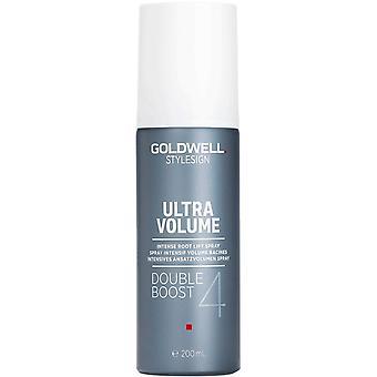 Goldwell Stylesign Ultra Volume kaksinkertainen Boost root Lift spray 200ml