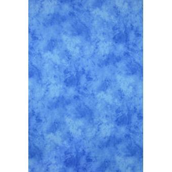 BRESSER BR-Y0820 tissu de fond lavable avec motif 3x6M