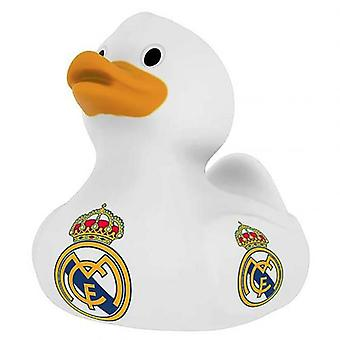 Real Madrid Bath Time Duck