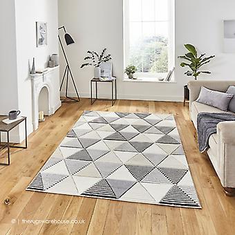 Soma Grau Beige Teppich