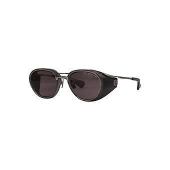 Dita Nacht-Two DTS128 02 Matte Crystal Grey-Black Palladium/Dark Grey Sunglasses
