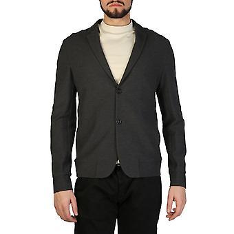 Emporio armani men's blazer grey s1g820
