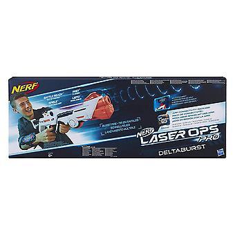 NERF Laser Ops Pro Deltaburst-Multi-Colour Toy (E2279EU4)