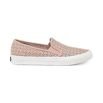 Sperry Womens Seaside Low Top Slip On Fashion Sneakers