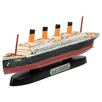 Titanic Collectors Resin Ship Model 210mm long (sg)