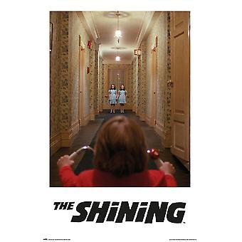 Poster - Studio B - The Shining - Hallway 24