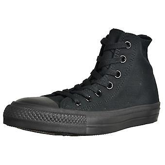 Converse sport/Chuck Taylor schoenen als kern kleur Blackmonoc