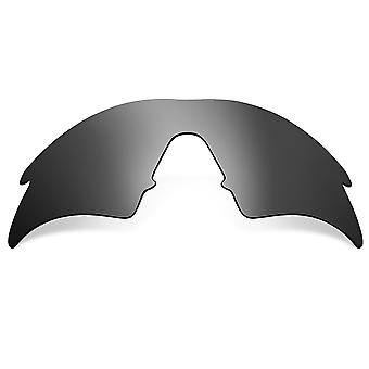 Polarized Replacement Lenses for Oakley M Frame Sweep Frame Silver Anti-Scratch Anti-Glare UV400 by SeekOptics