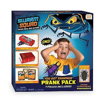 "Swarm Squad 14332 Squad ""You Got Swarmed!"" Prank Pack"
