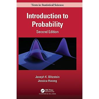 Introduction to Probability Second Edition by Blitzstein & Joseph K.