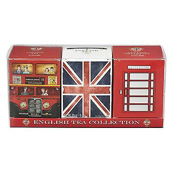 English tea collection triple carton gift pack