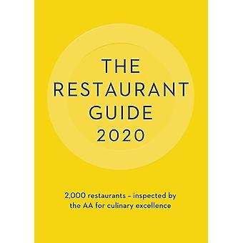 AA Restaurant Guide 2020