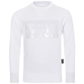 Versace Jeans Couture Self Embossed Sweatshirt